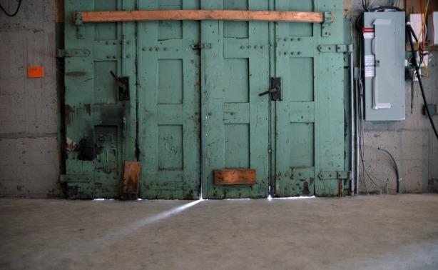 interior, doors