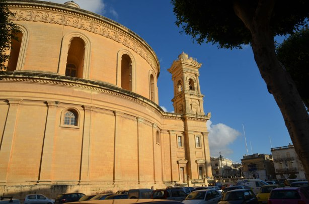 side of Mosta Rotunda