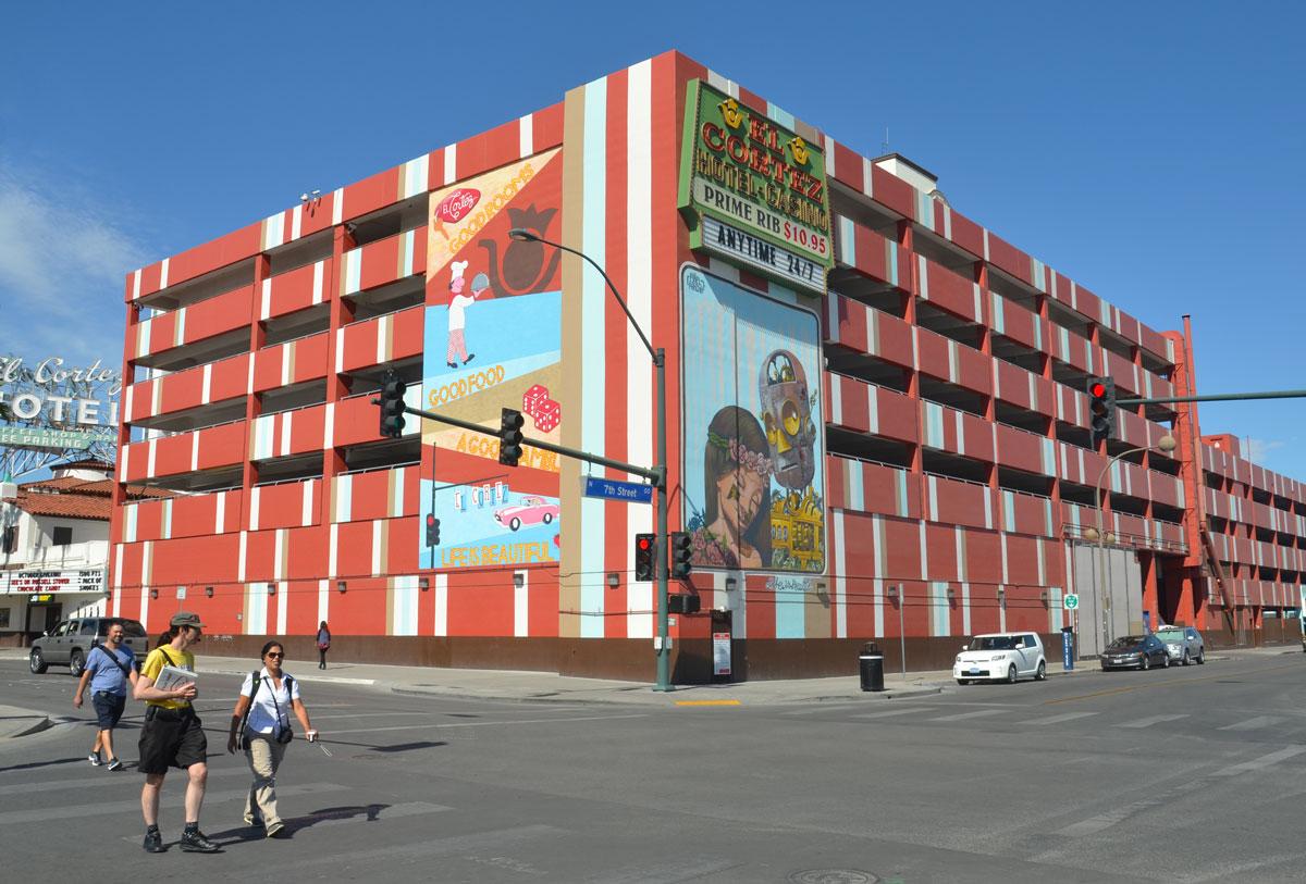 Las Vegas El Cortez Casino
