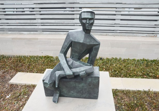 Al Green sculpture