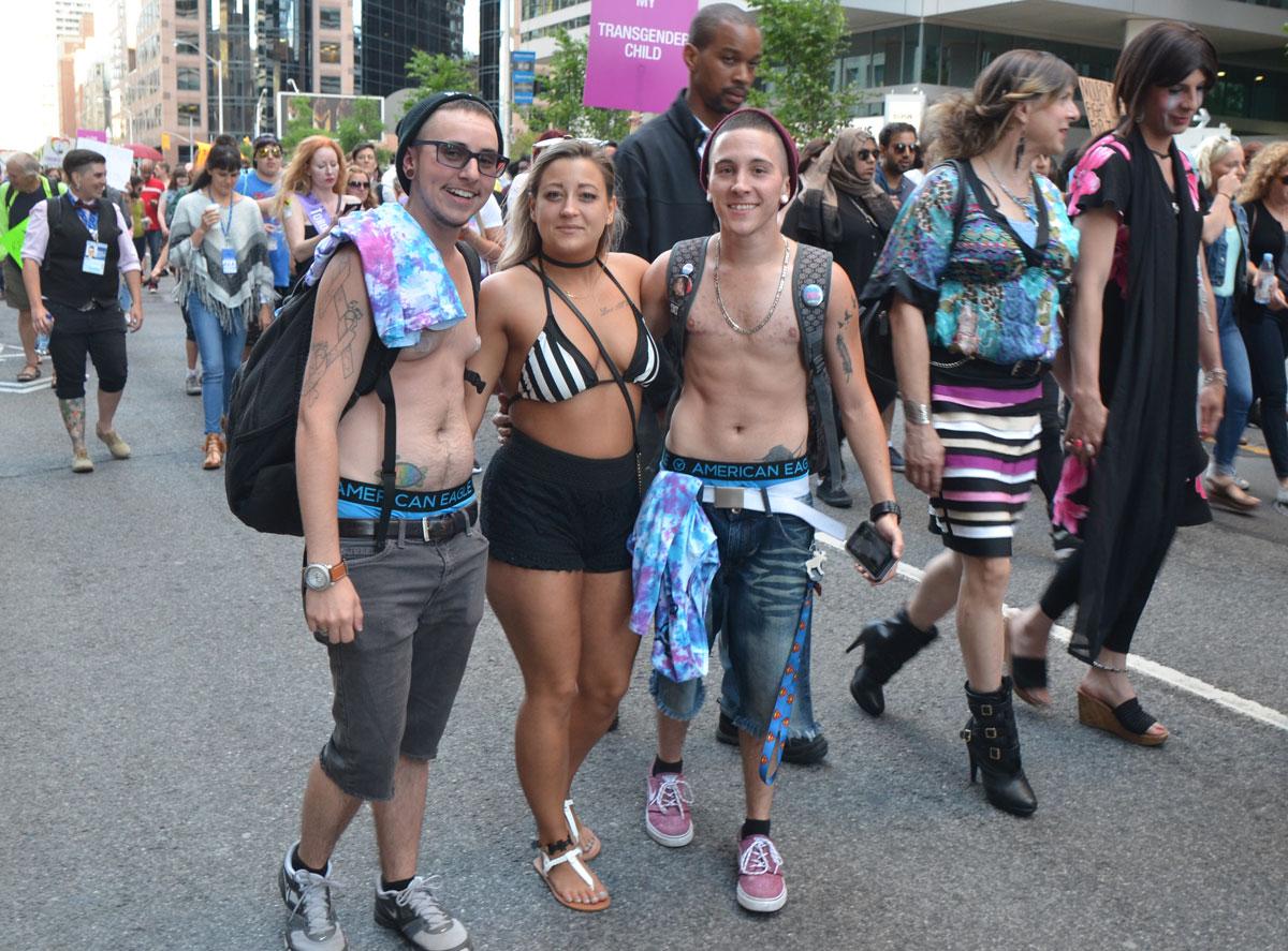 from Enoch transgendered toronto