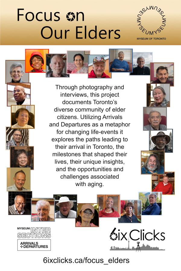 description of the focus on our elders project