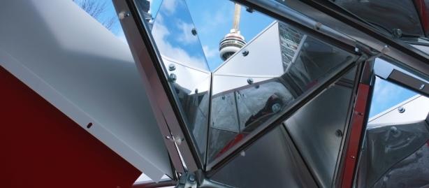 view from inside Tripix
