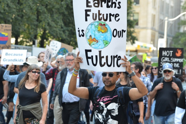 Earth's future is our future