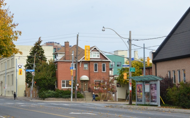 intersection of Keele and Annette