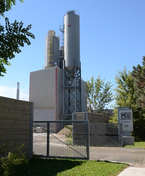 cement concrete facility