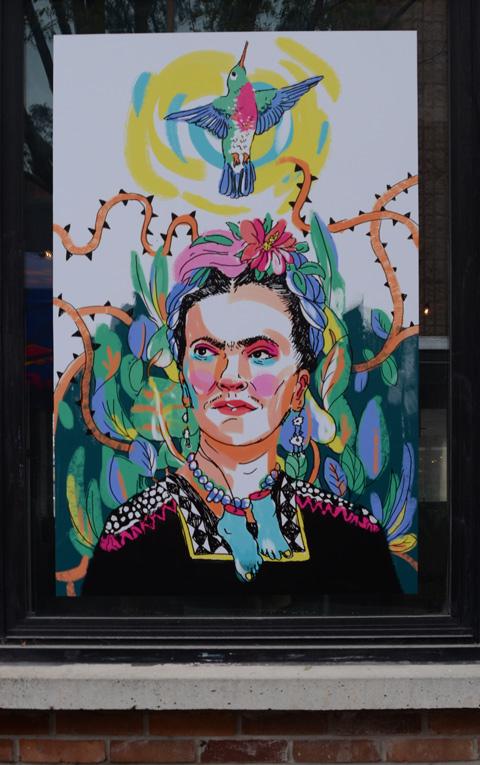 image of Frieda Kahlo